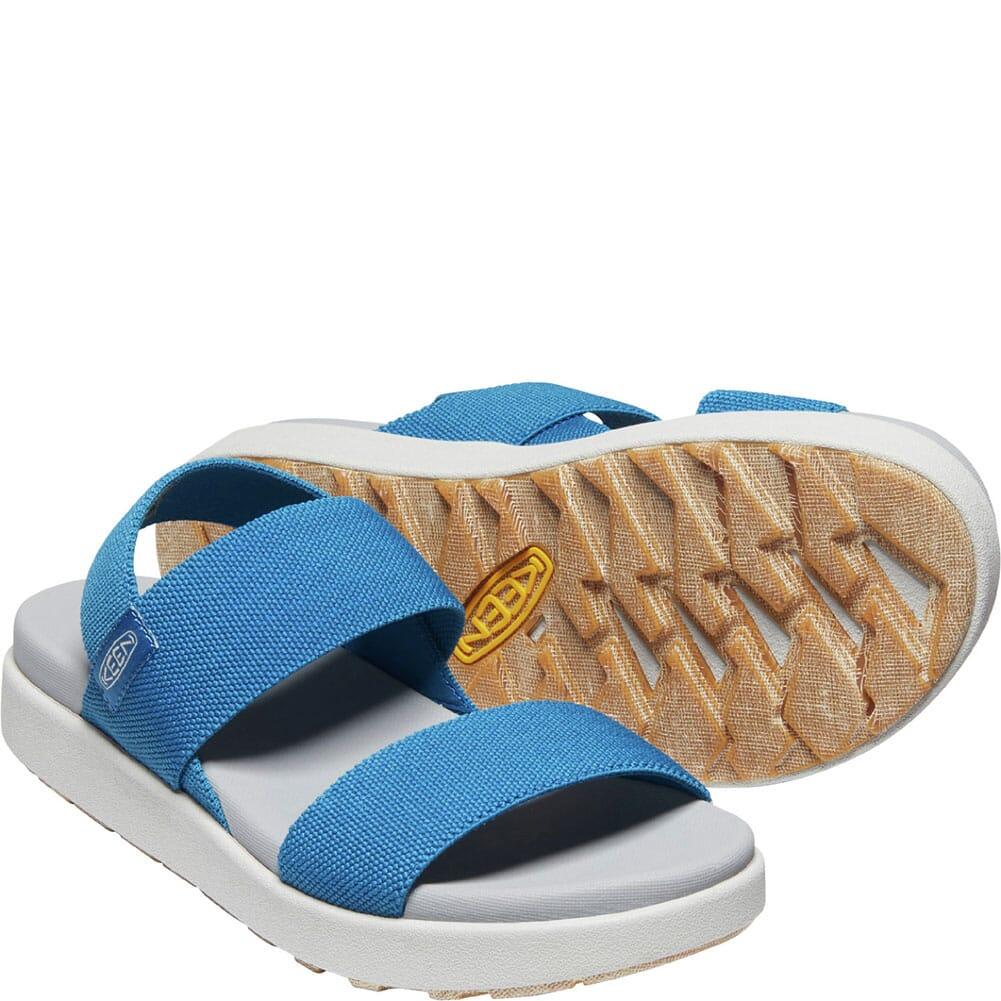 1024717 KEEN Women's Elle Backstrap Sandals - Mykonos Blue/Vapor