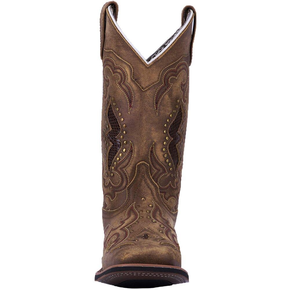 Laredo Women's Spellbound Western Boots - Tan