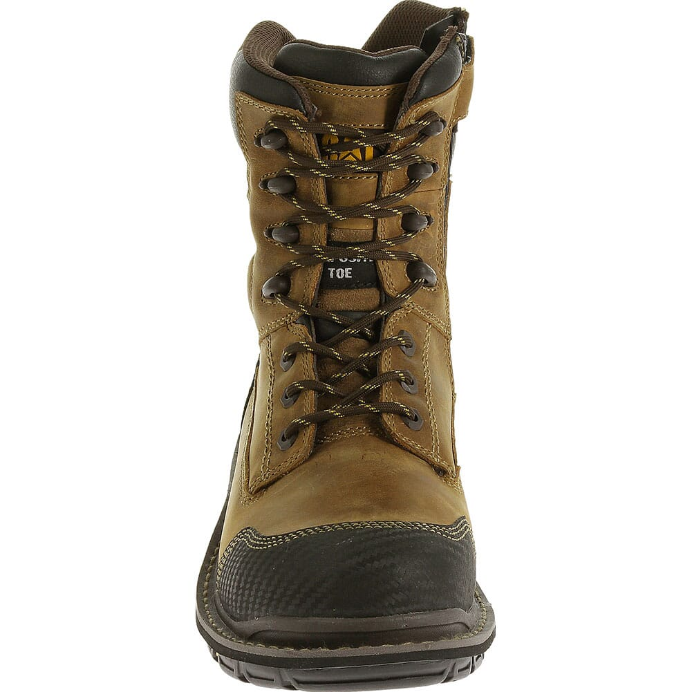 Caterpillar Men's Fabricate Tough WP Safety Boots - Brown