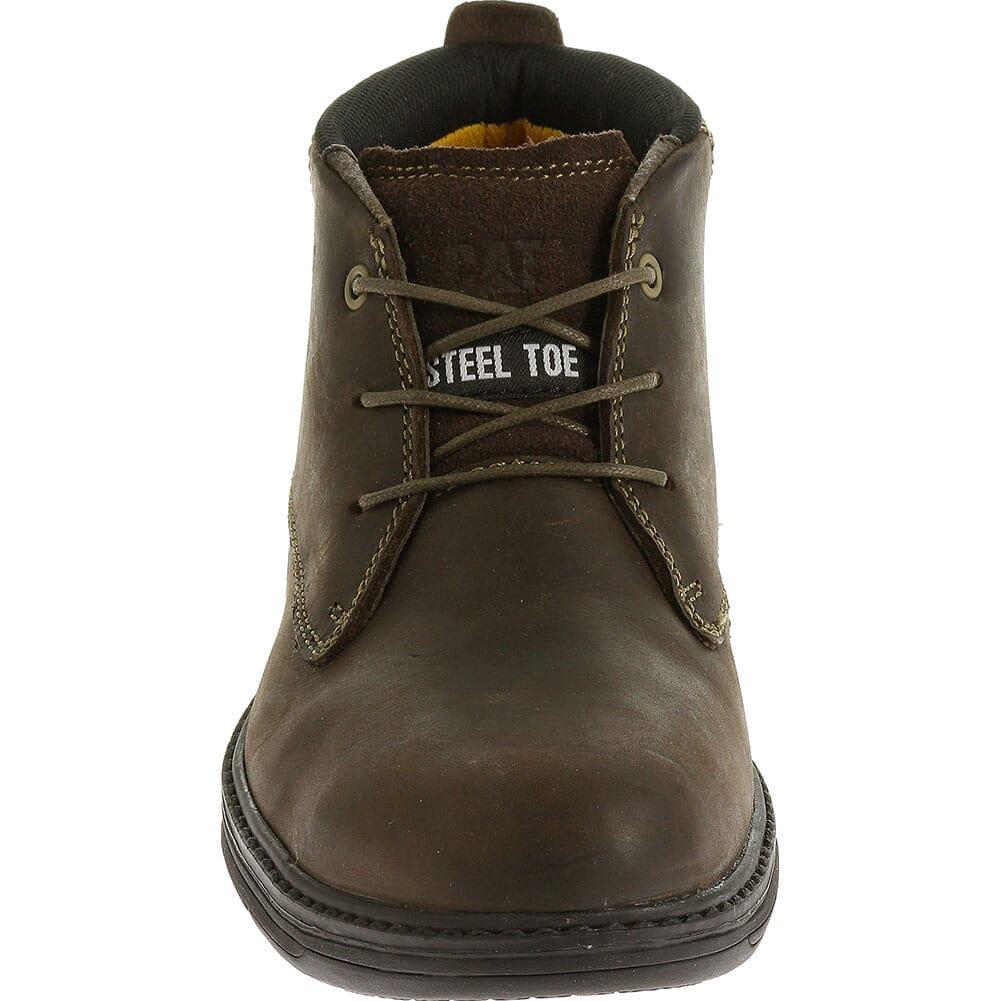 Caterpillar Men's Inherit Mid Safety Boots - Brown