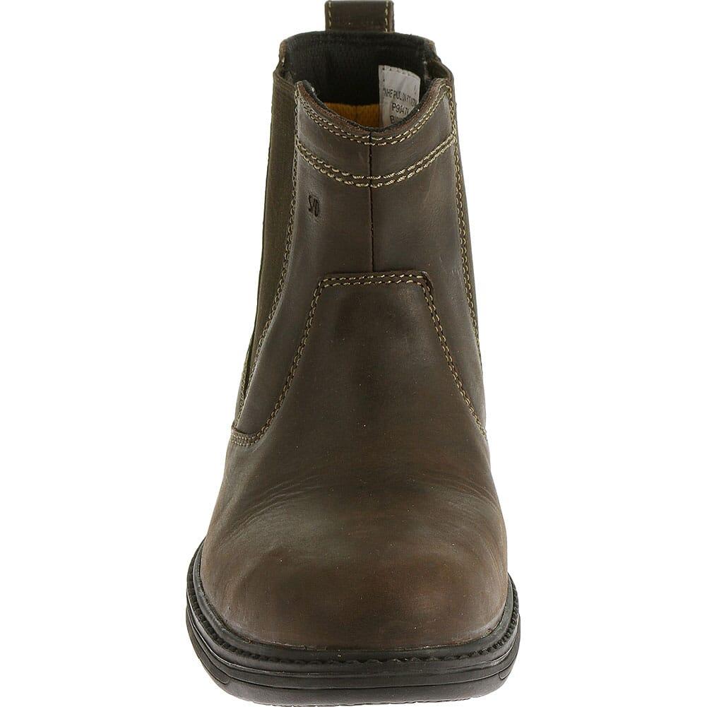 Caterpillar Men's Inherit Pull On Safety Boots - Brown