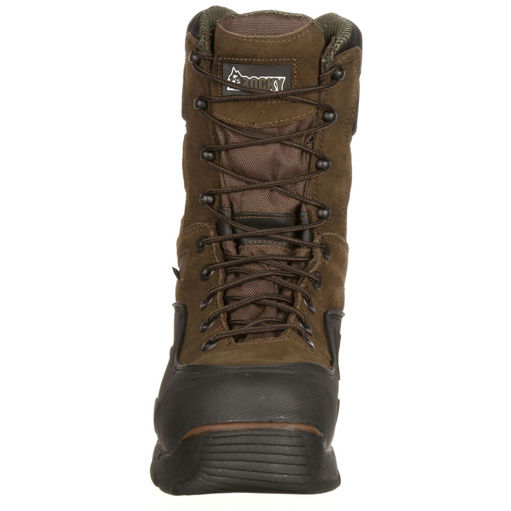Rocky Men's Blizzardstalker Safety Boots - Brown