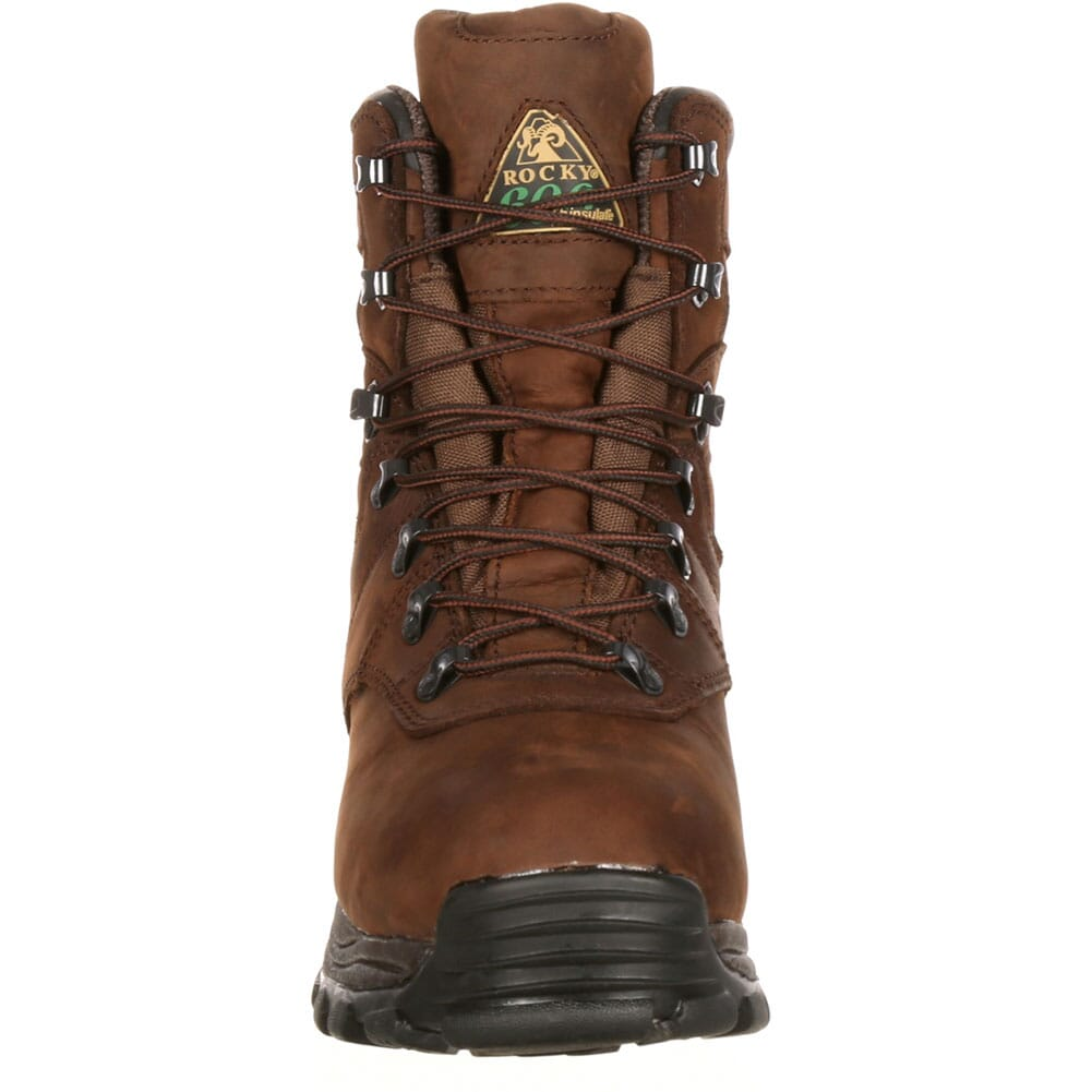 Rocky Men's Sport Utility Pro Hunting Boots - Brown