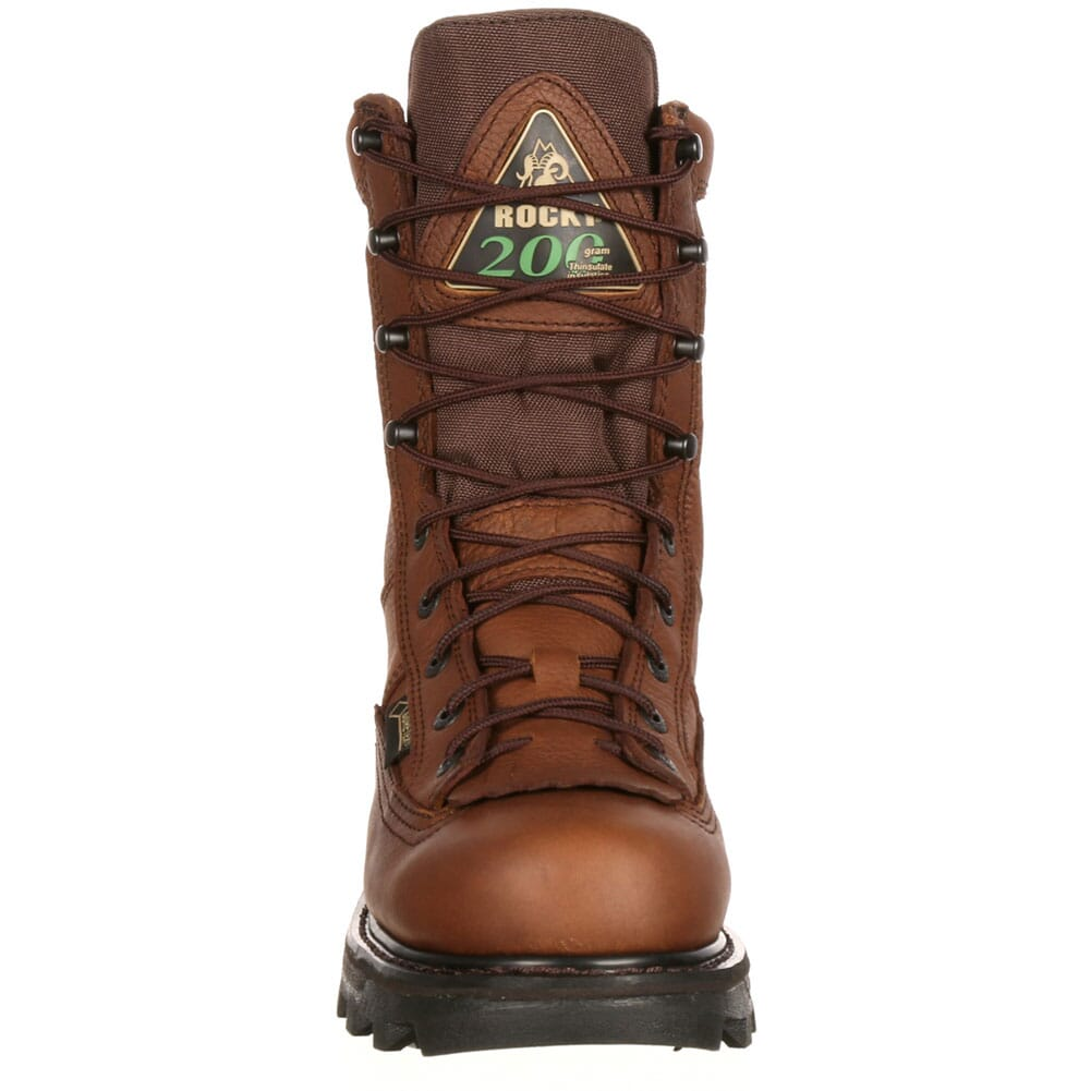 Rocky Men's Hunting Bearclaw 3D Rocky Boots - Brown