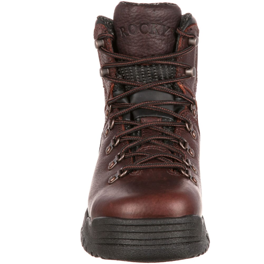 Rocky Women's Mobilite WP Safety Boots - Brown