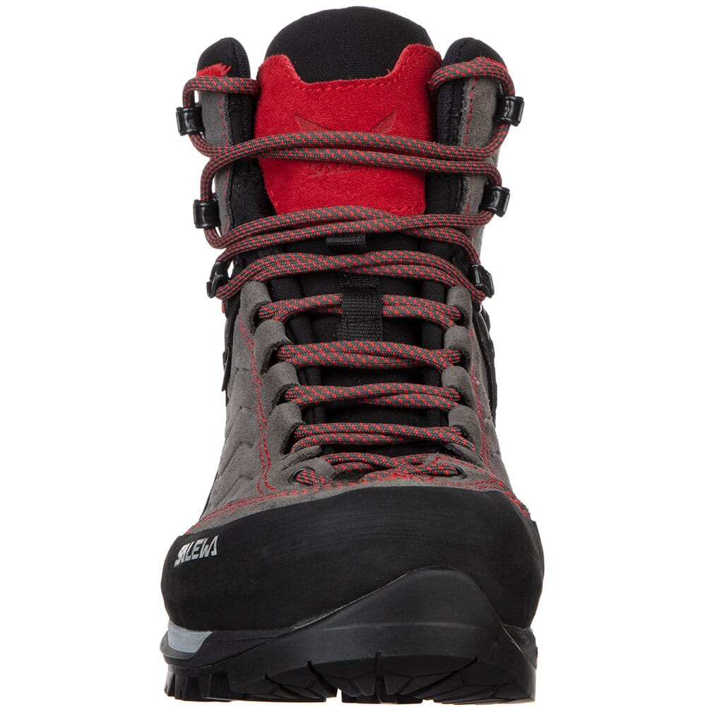 Salewa Men's Mountain Trainer Mid GTX Hiking Boots - Charcoal/Papave