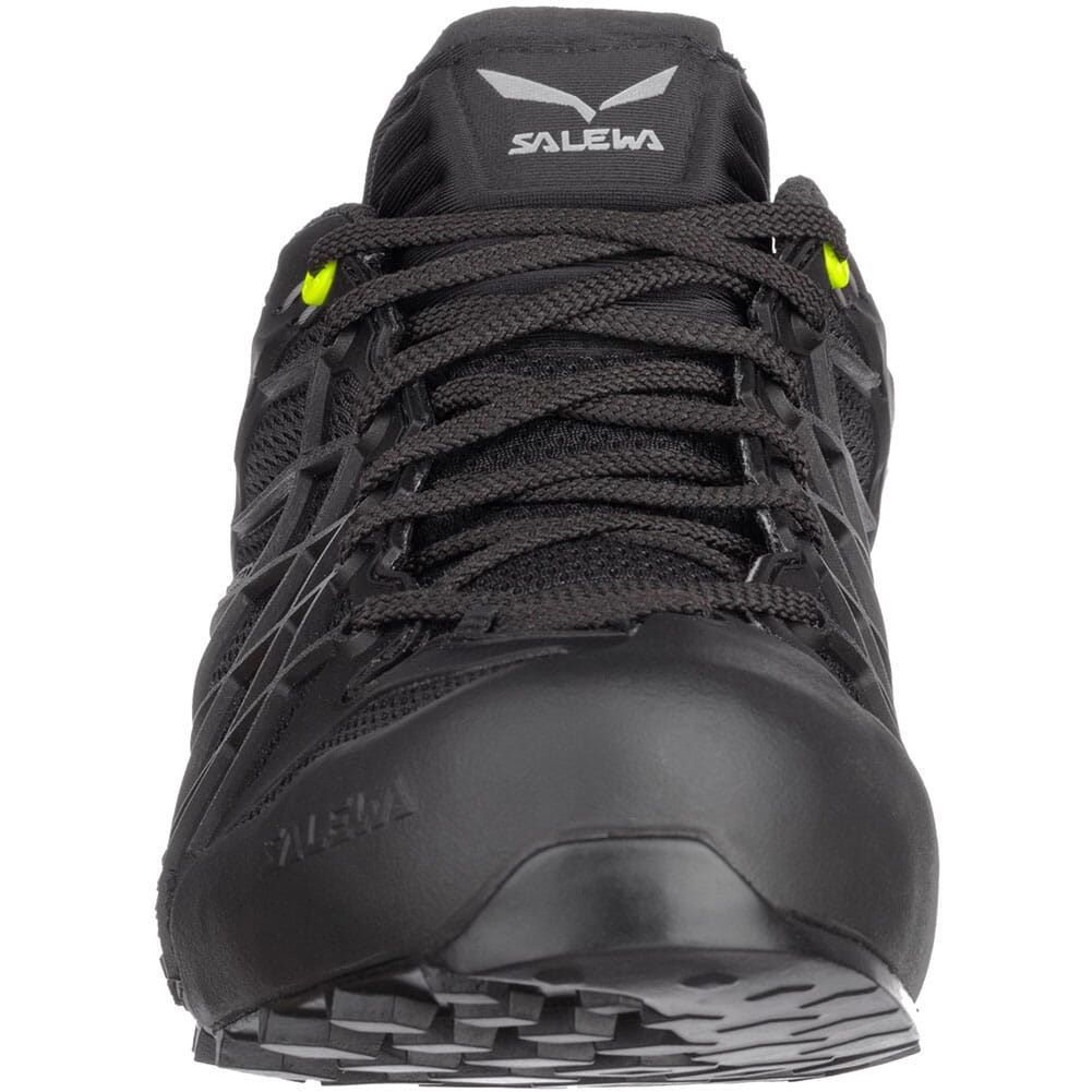 Salewa Men's Wildfire GTX Hiking Shoes - Black Out/Silver