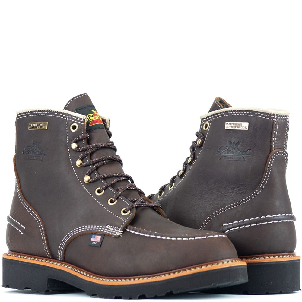 Thorogood Men's Flyway 1957 SERIES Outdoor Boots - Briar Pitstop