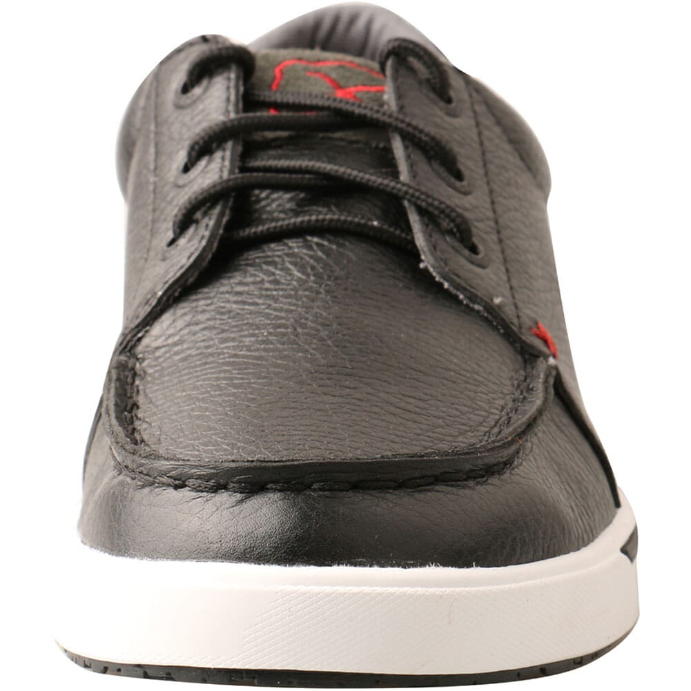 WCA0025 Twisted X Women's Kicks Casual Shoes - Softy Black