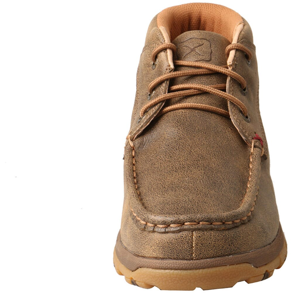 WXC0001 Twisted X Women's Driving Moc CellStretch Casual Chukka - Bomber