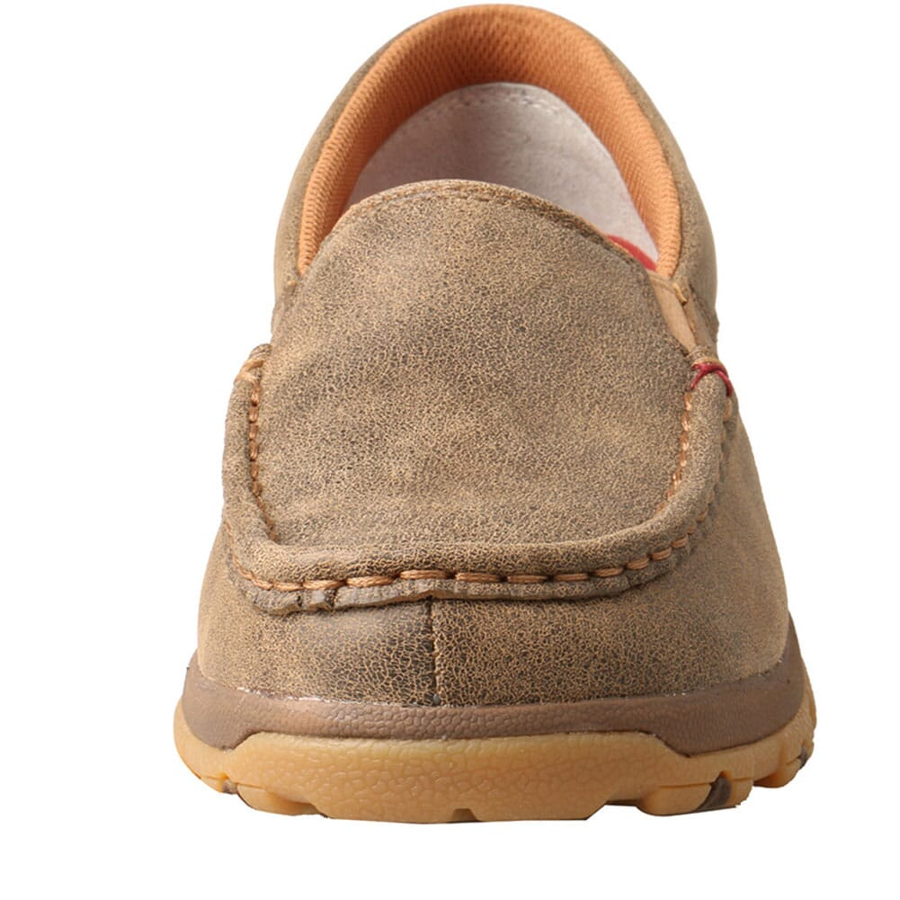 WXC0004 Twisted X Women's Driving Moc CellStretch Casual Slip-On - Bomber