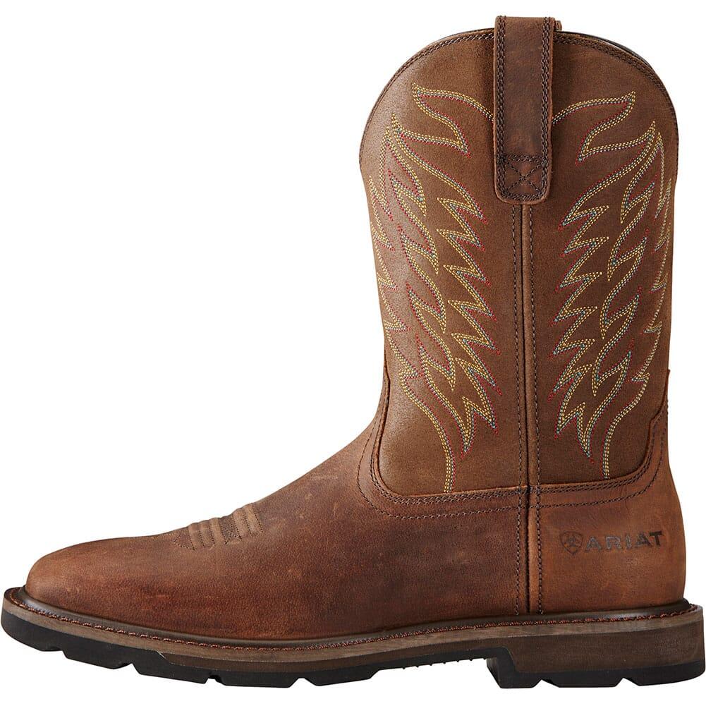 Ariat Men's Groundbreaker Work Boots - Brown