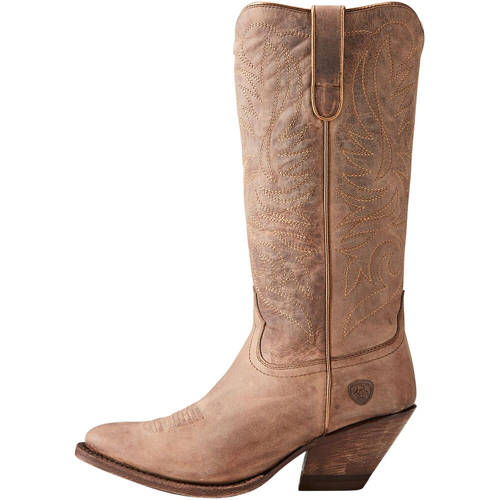 Ariat Women's Shindig Western Boots - Weathered Tan