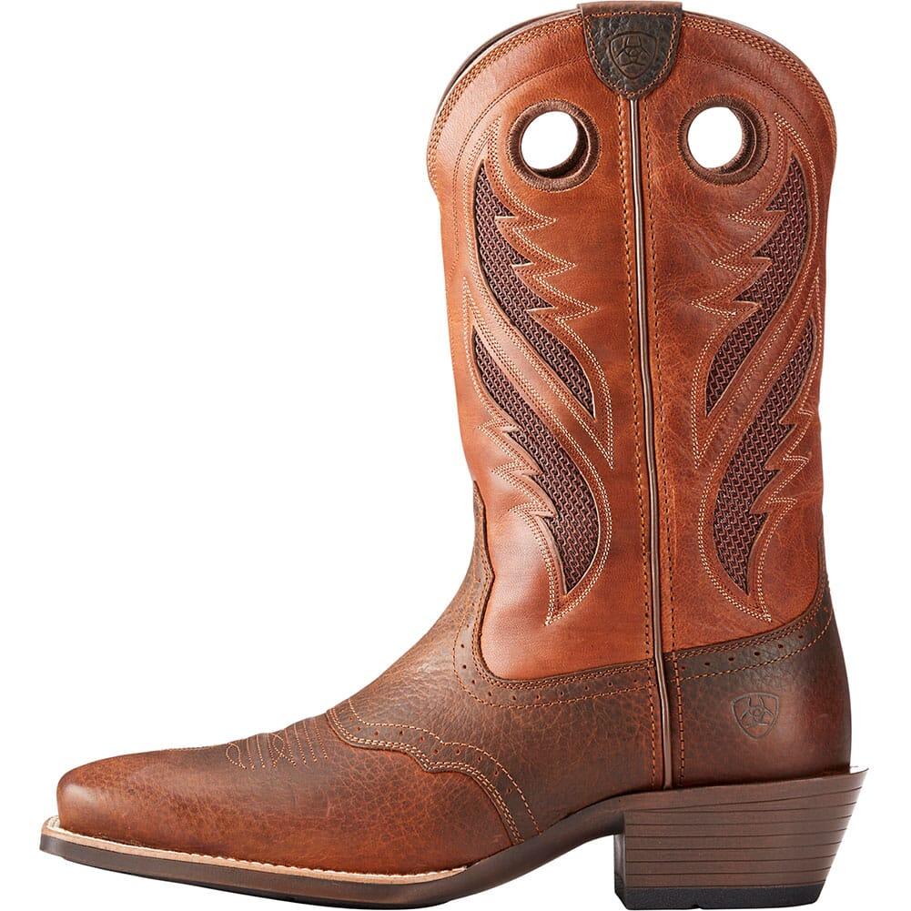 Ariat Men's VentTek Ultra Western Boots - Oiled Rowdy