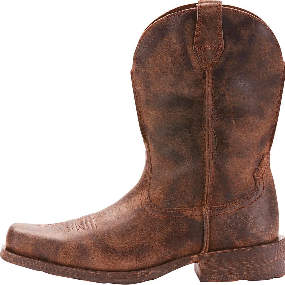 Ariat Men's Rambler Western Boots - Antique Grey