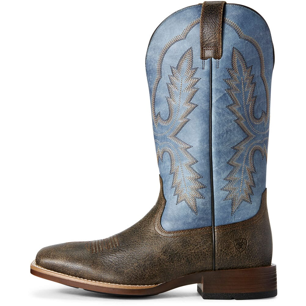 Ariat Men's Pecos Western Boots - Brooklyn Brown
