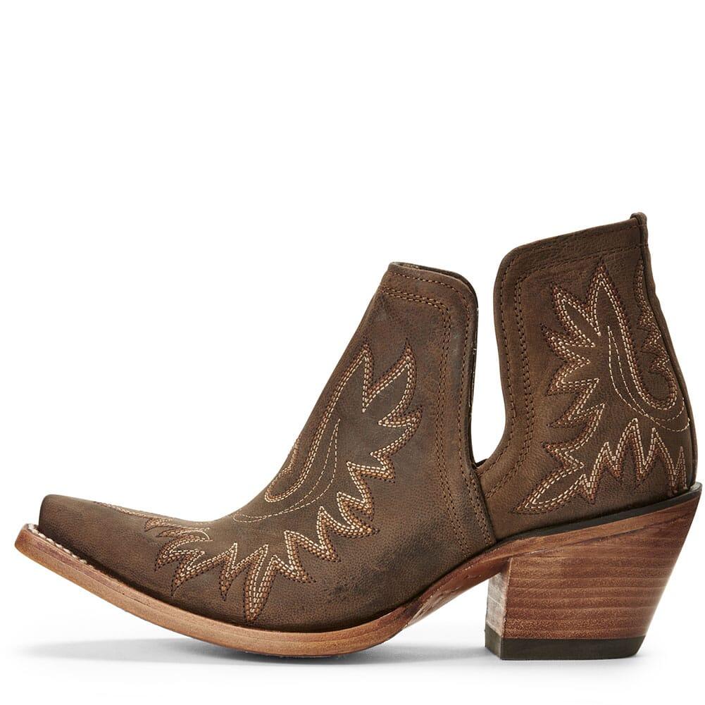 Ariat Women's Dixon Western Boots - Weathered Brown
