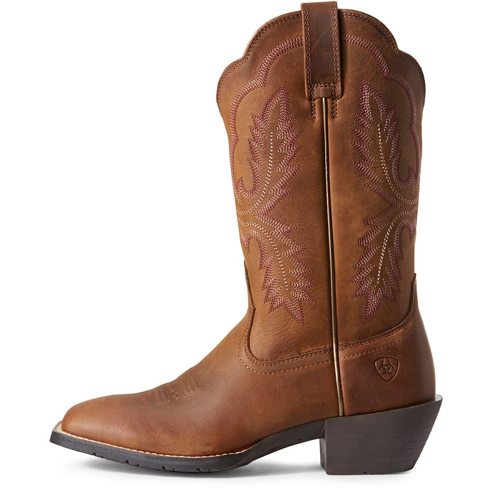 Ariat Women's Hybrid Rancher Crossfire Western Boots - Brown