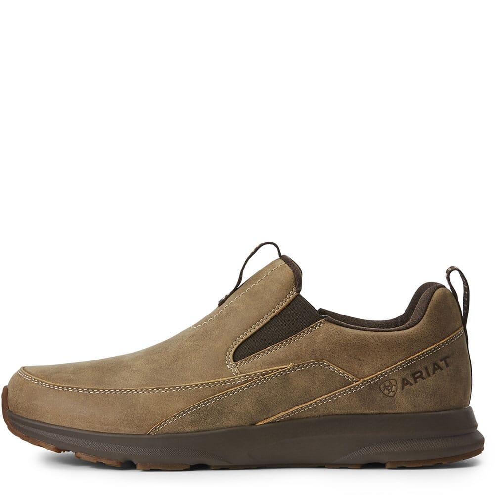 Ariat Men's Edge LTE WP Safety Boots - Dark Brown