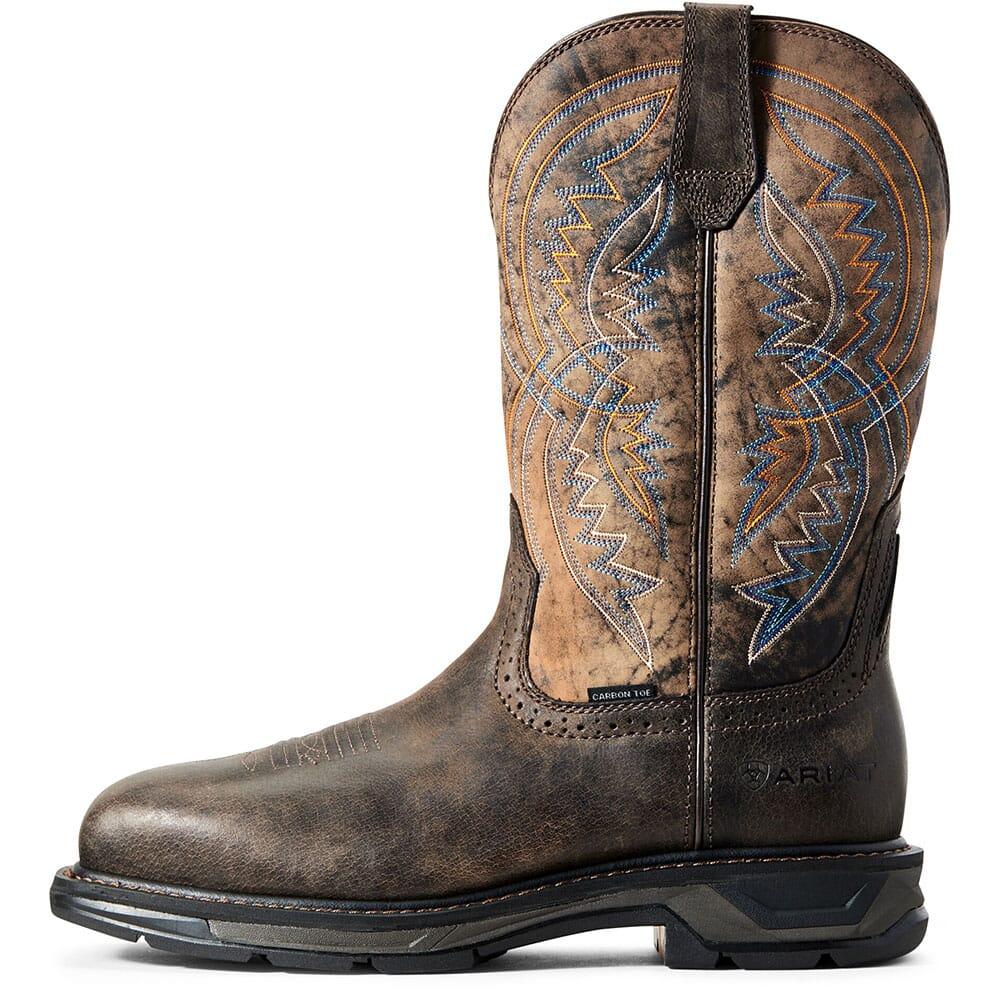 Ariat Men's WorkHog XT Coil Safety Boots - Woodsmoke