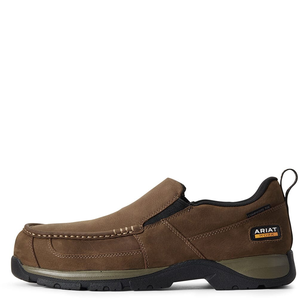 Ariat Men's Telluride WP EH Safety Boots - Brown