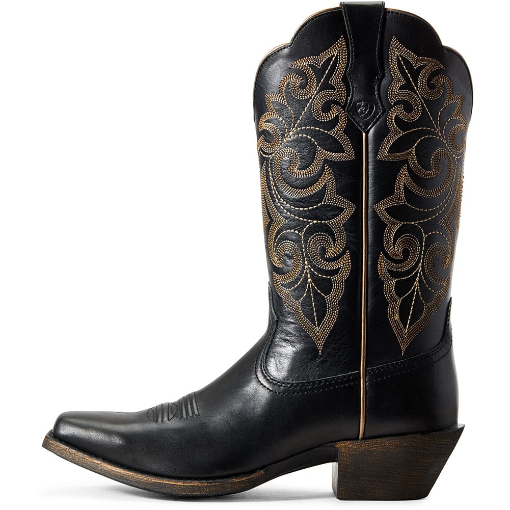 Ariat Women's Heritage Roughstock Western Boots - Sorrel Crunch