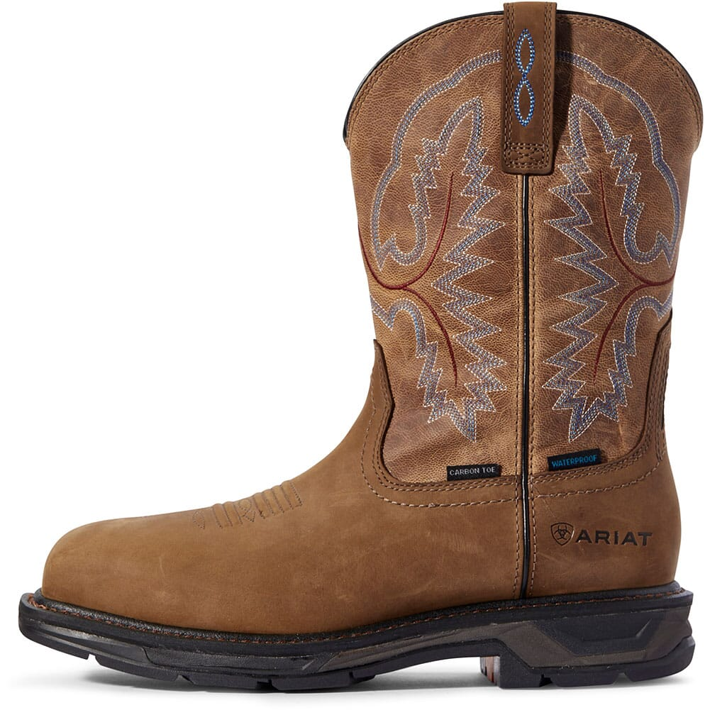 Ariat Women's Dixon Western Boots - Naturally Distressed Brown
