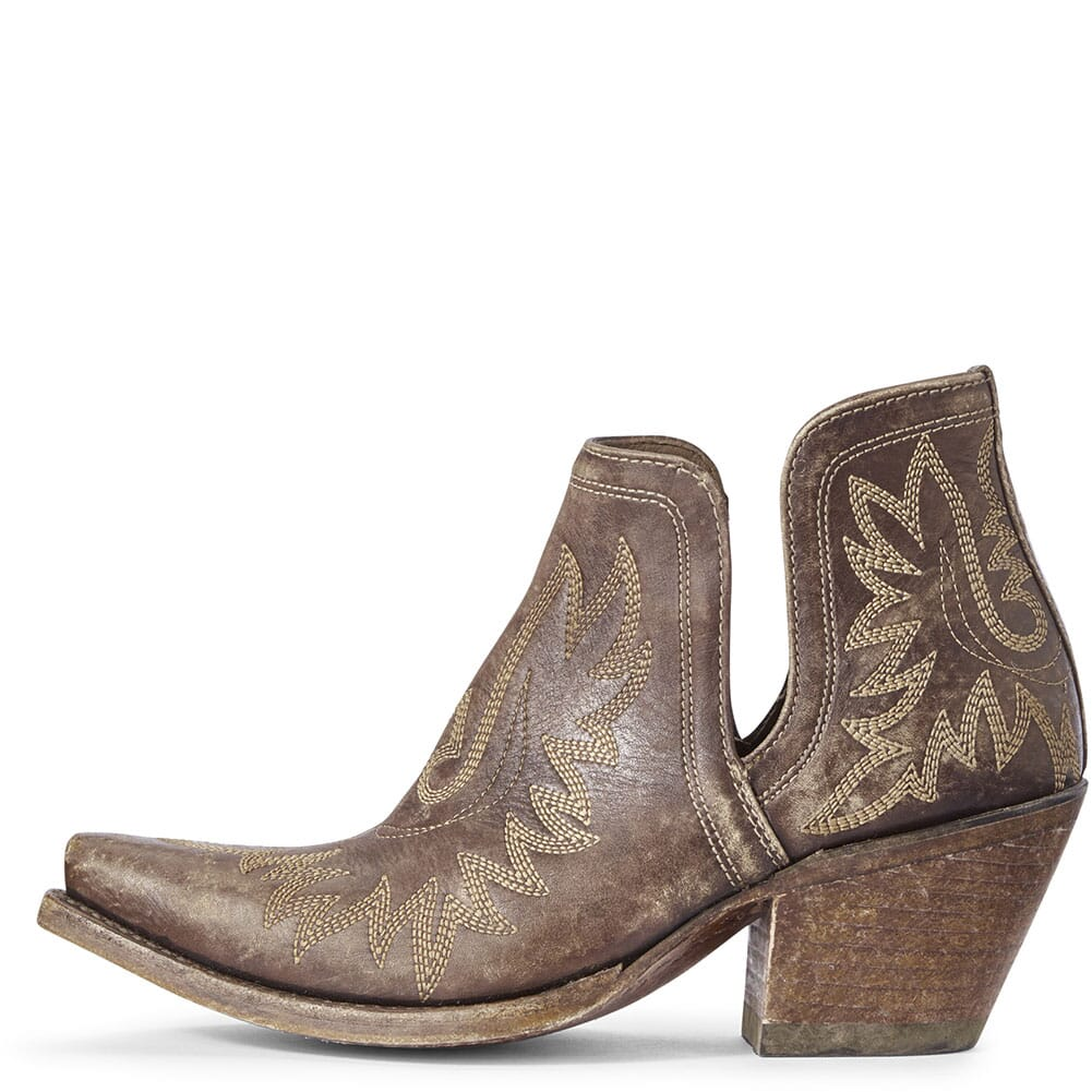 Ariat Kid's Cowboy VentTEK Western Boots - Cognac Candy
