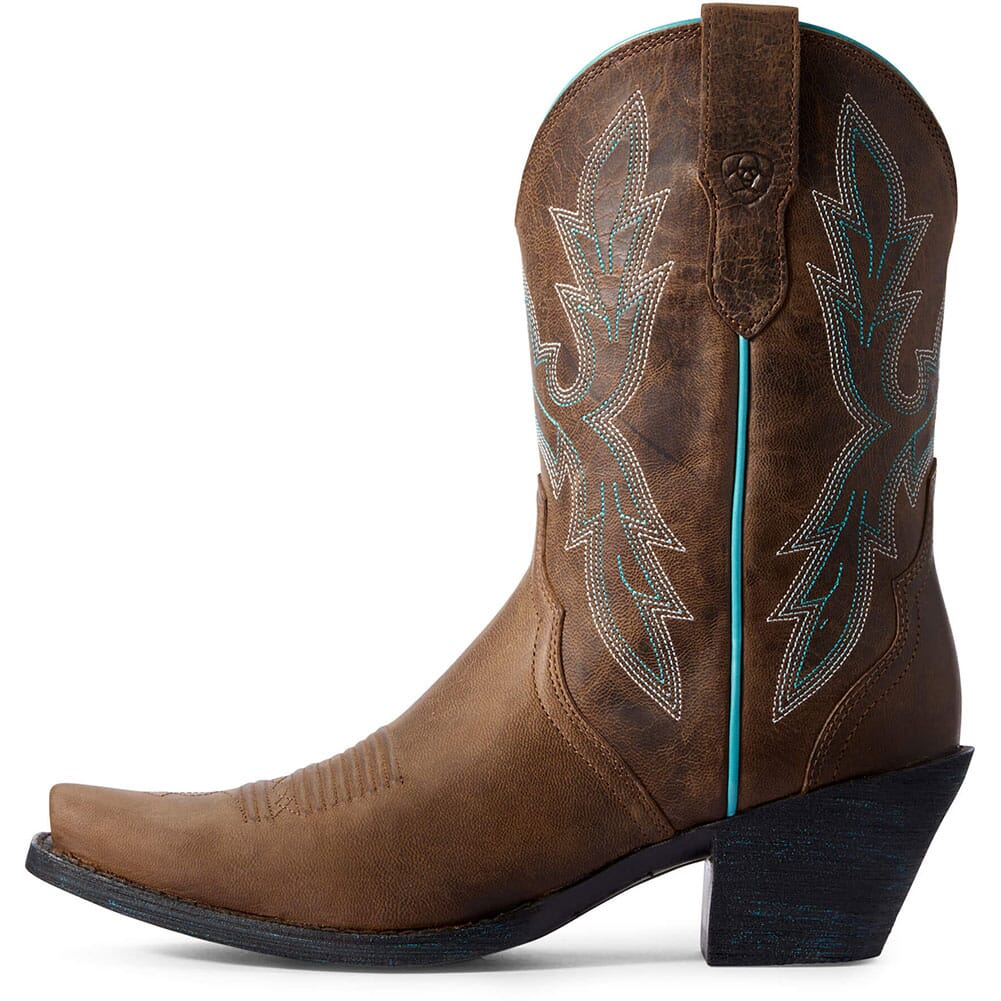 Ariat Women's Round Up Bella Western Boots - Barnwood