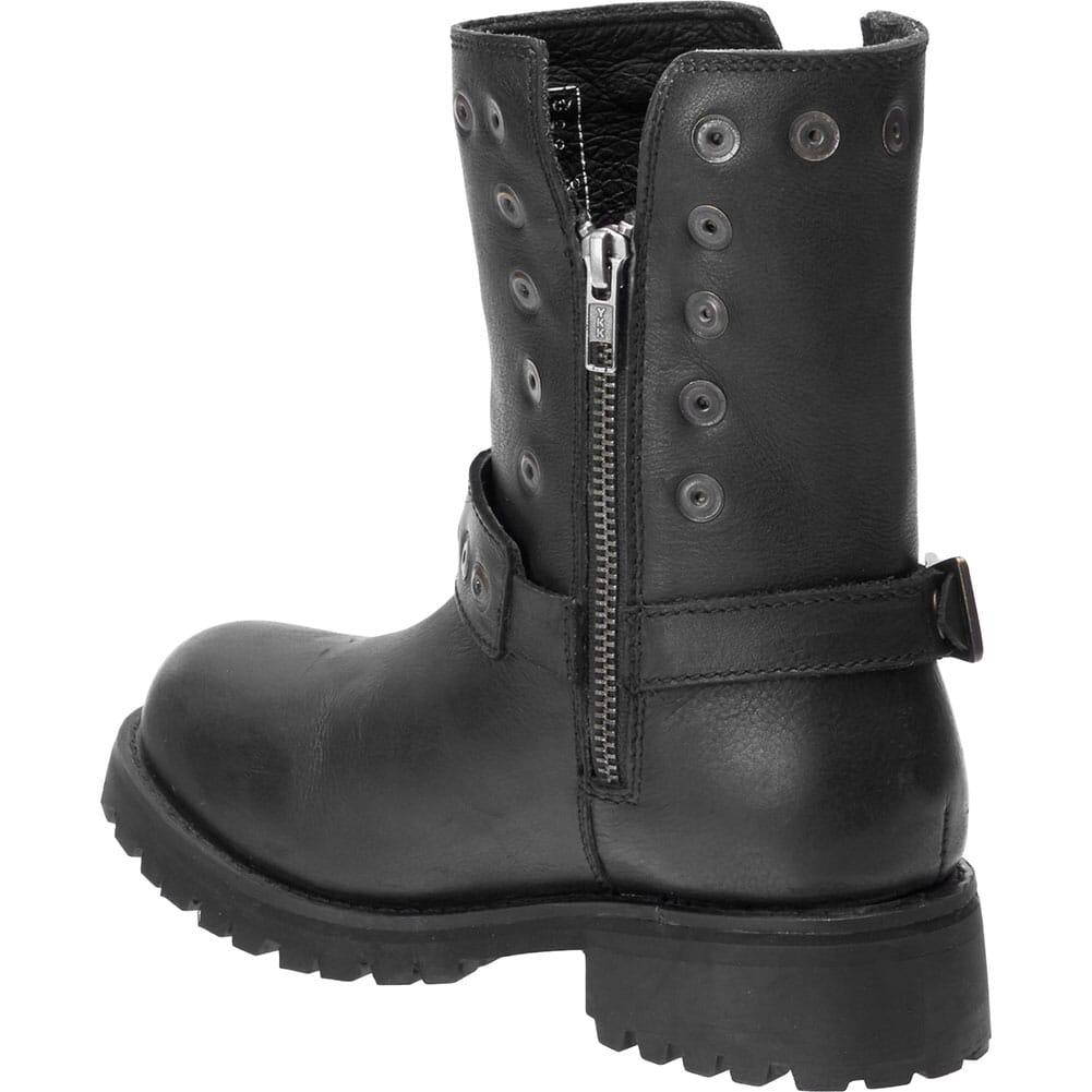 Harley Davidson Women's Kendrick Motorcycle Boots - Black