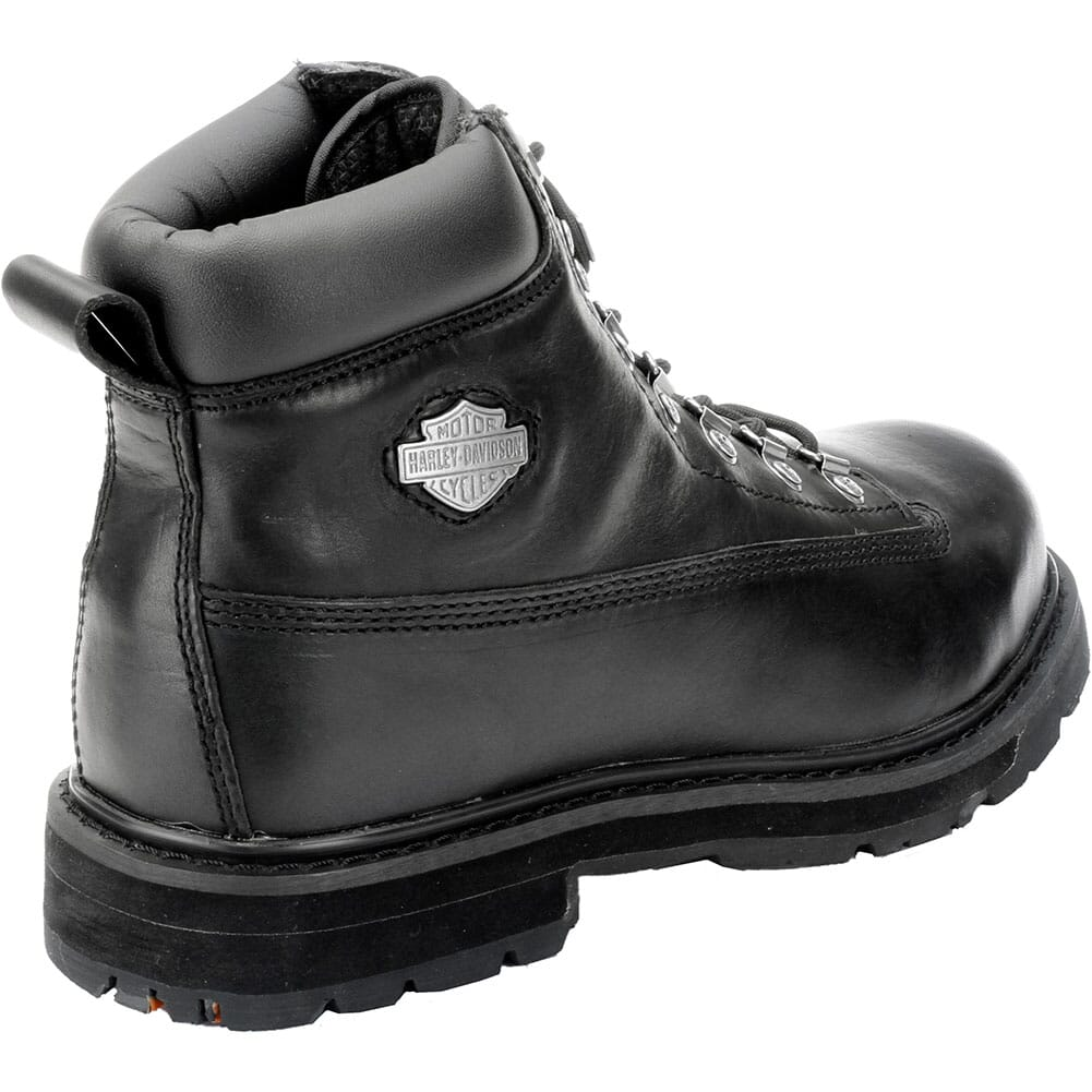 Harley Davidson Men's Drive 6IN Safety Boots - Black