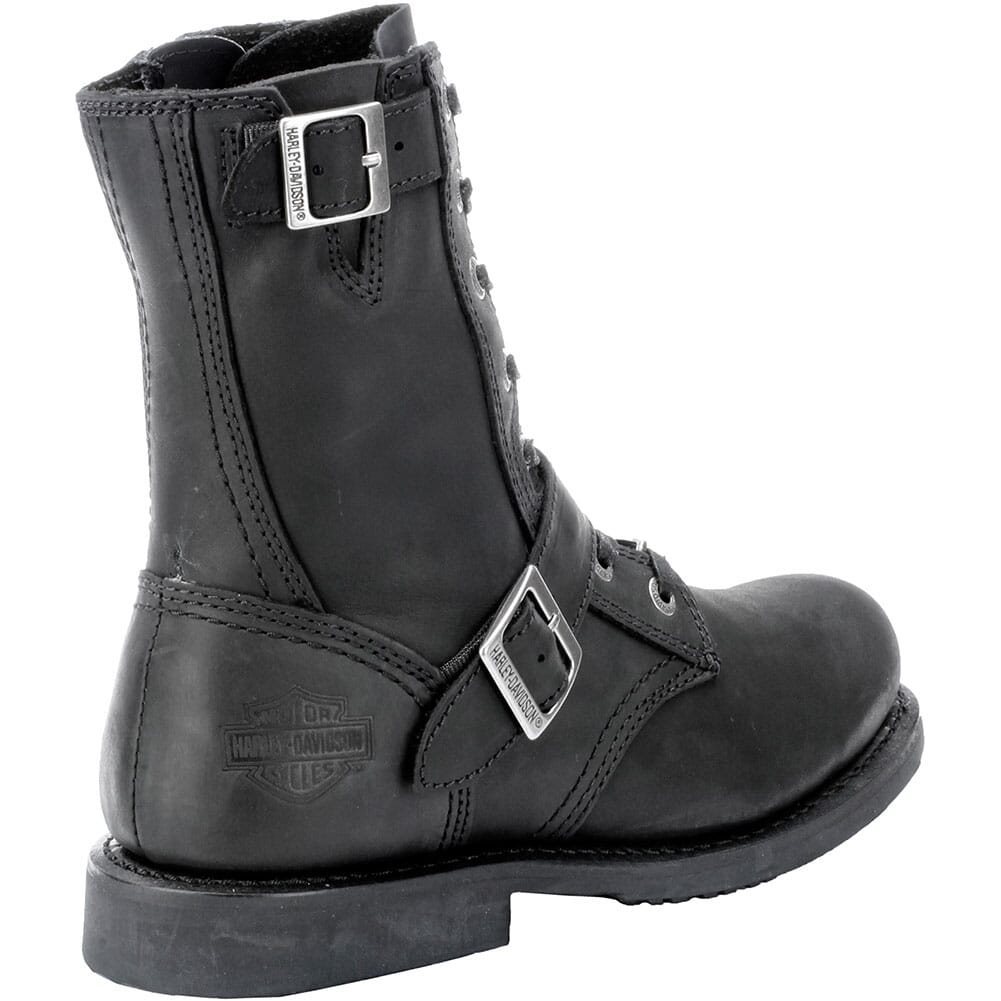 Harley Davidson Men's Ranger Motorcycle Boots - Black