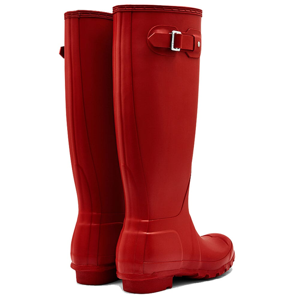 Hunter Women's Original Tall Rain Boots - Red