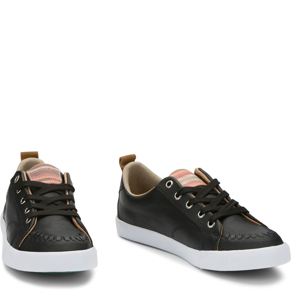 RML051 Justin Women's Susie Casual Sneakers - Black