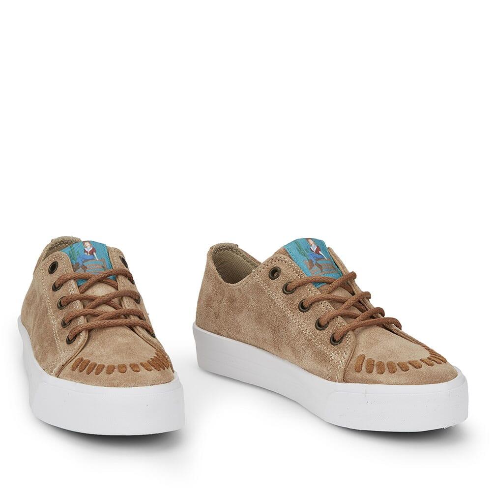 RML069 Justin Women's Susie 2.0 Casual Sneakers - Tan