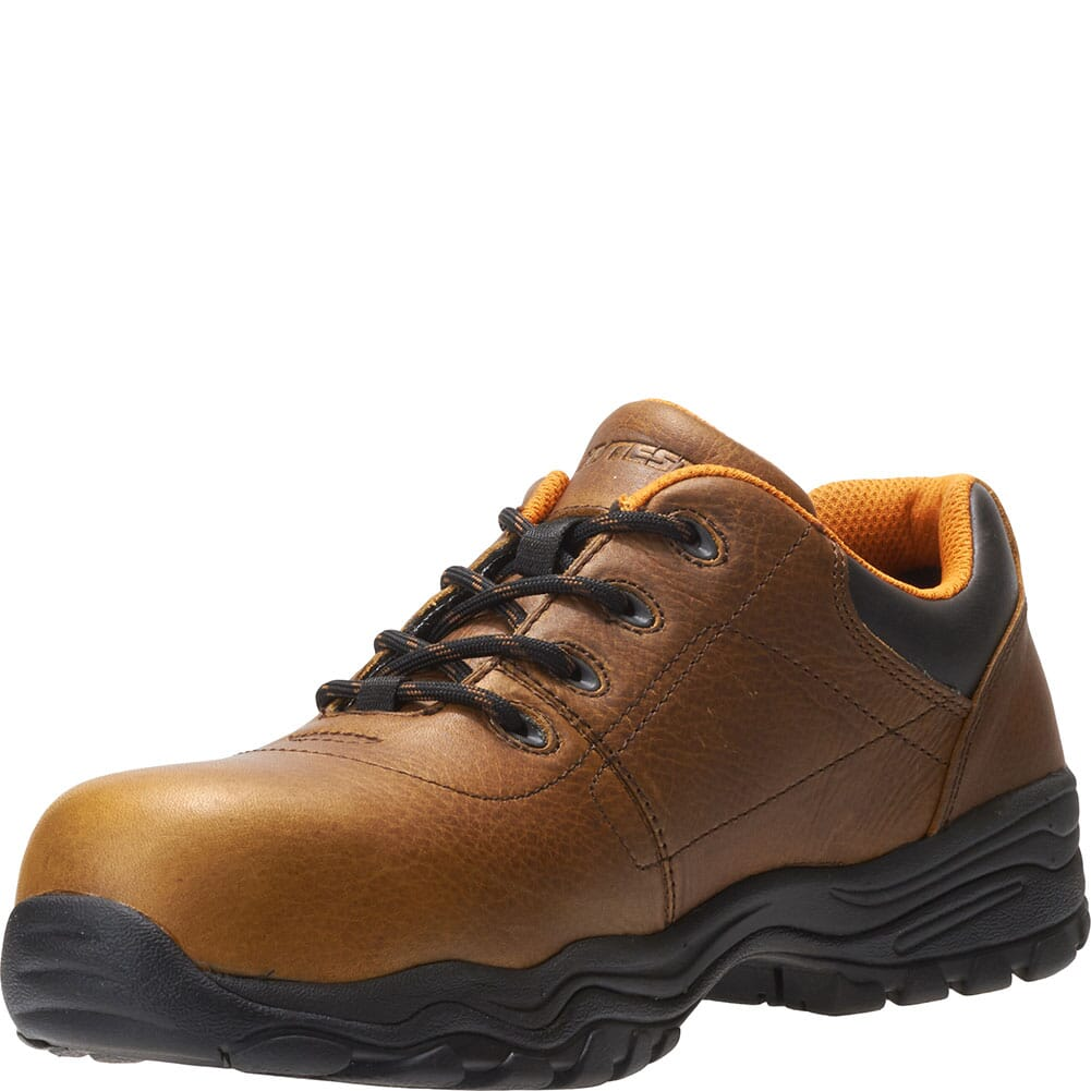 Hytest Men's Avery Lace Up Shoes - Brown