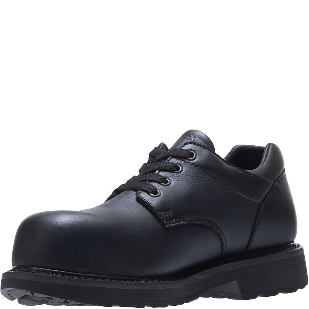 Hytest Men's Brennan WP Safety Shoes - Black