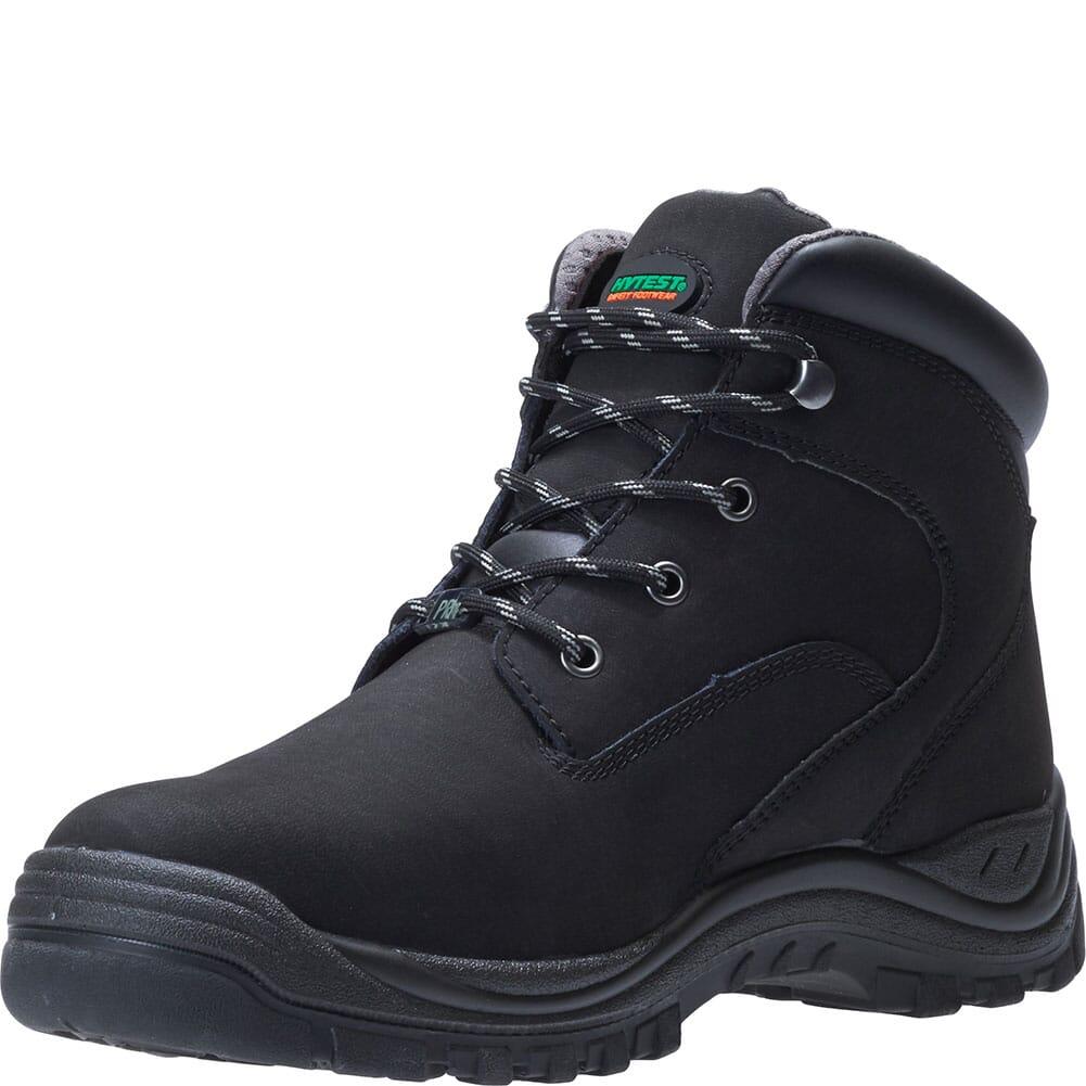 Hytest Men's Knox Waterproof PR Work Boots - Black