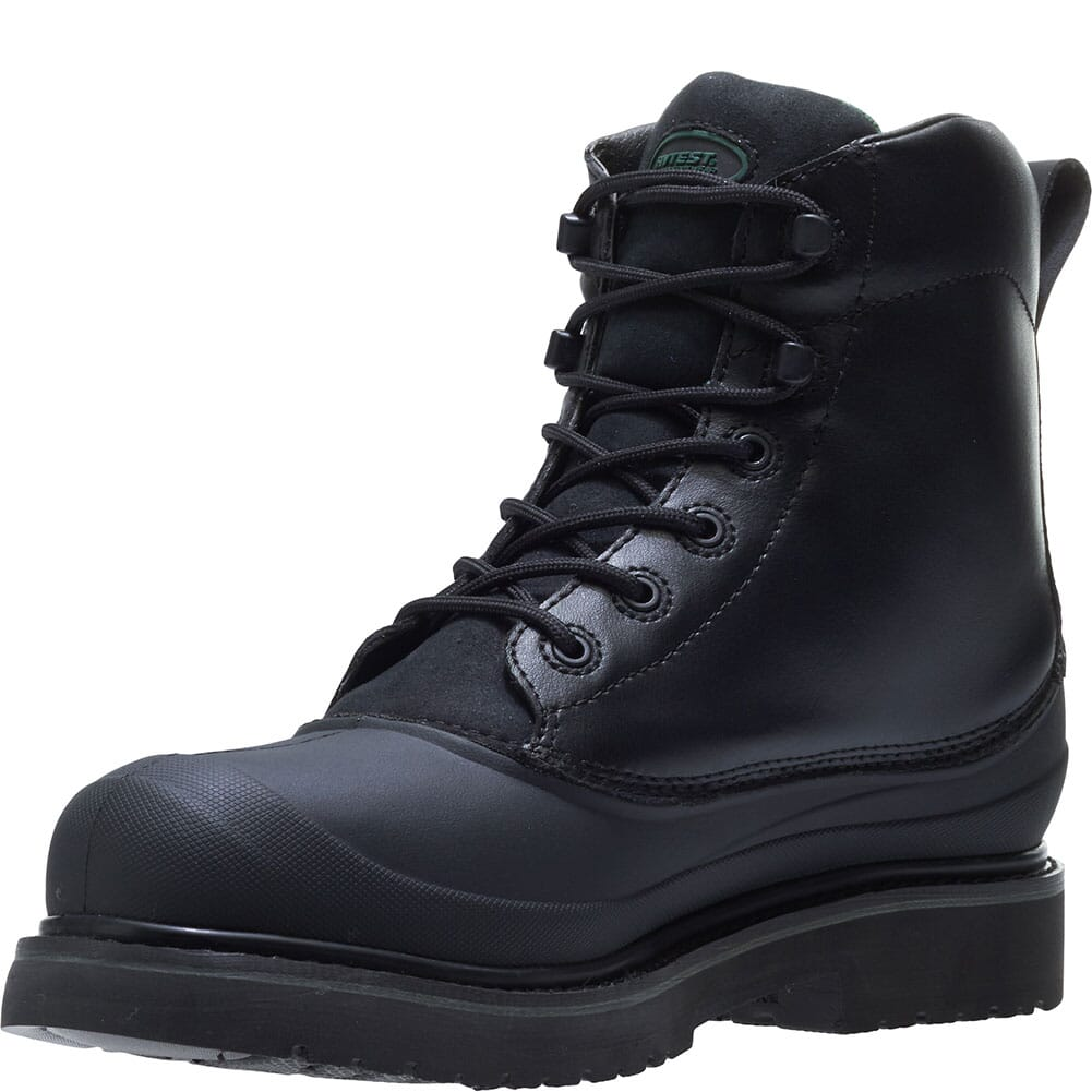 Hytest Men's Scout WP Shell Safety Boots - Black