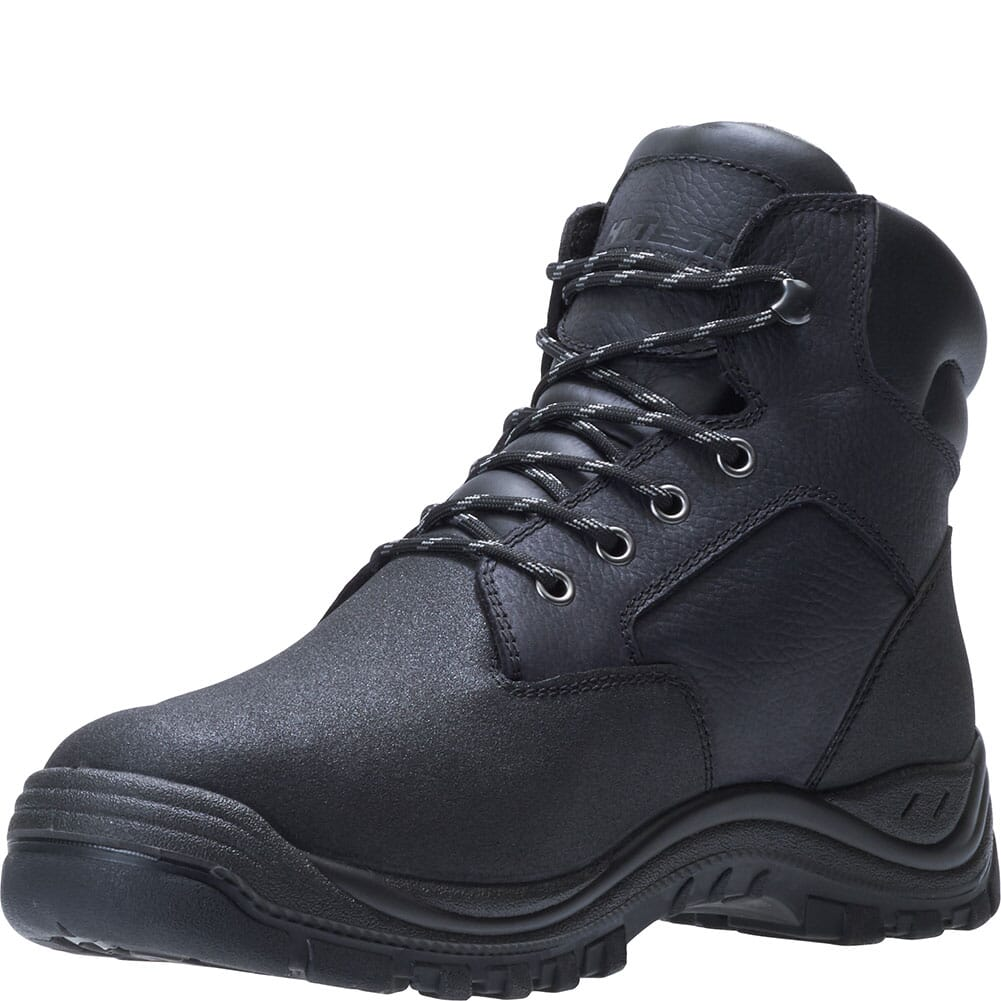 Hytest Men's Knox Metatarsal Guard Safety Boots - Black