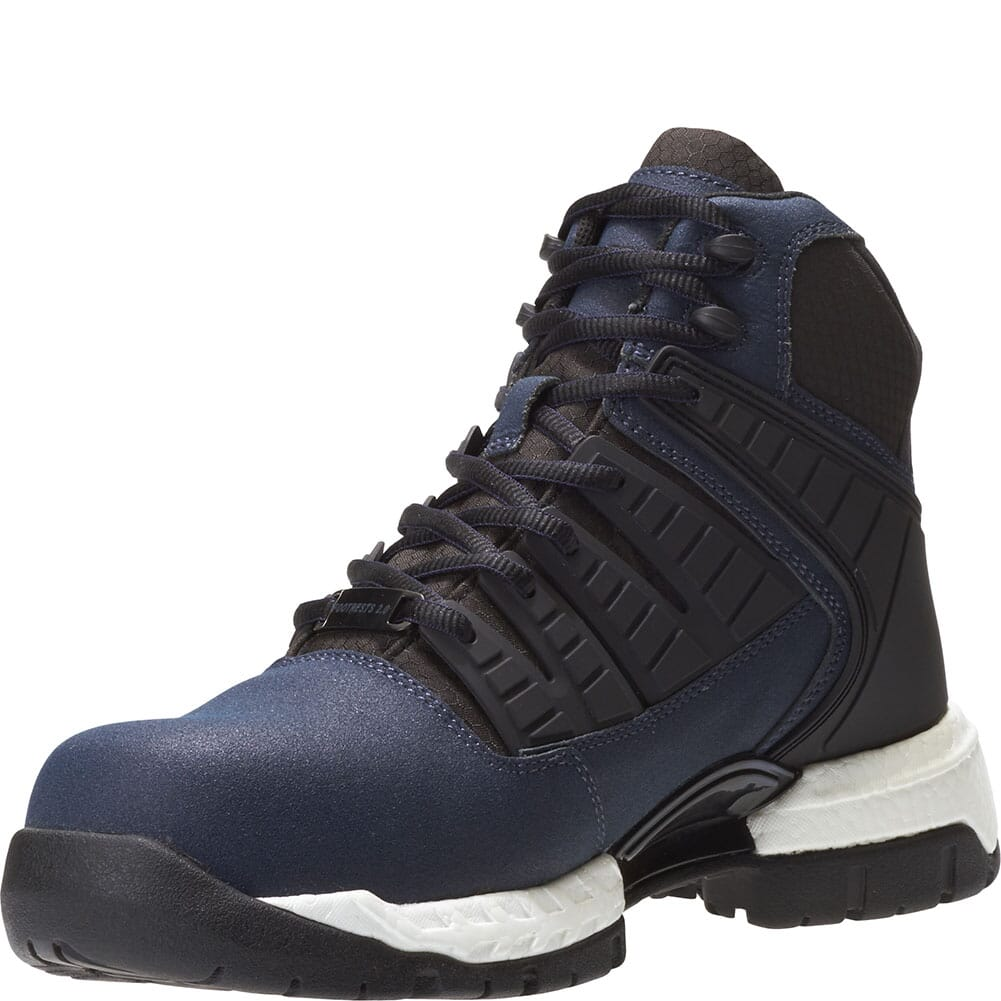 Hytest Men's Footrests 2.0 Tread Safety Boots - Navy