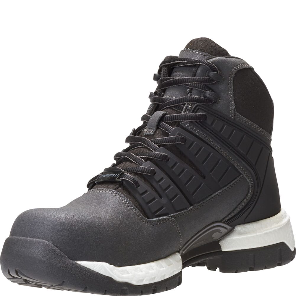 Hytest Men's Footrests 2.0 Tread Safety Boots - Grey