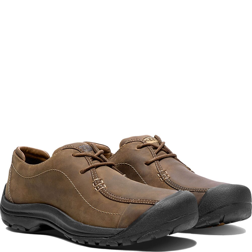 KEEN Men's Portsmouth II Casual Shoes - Dark Brown