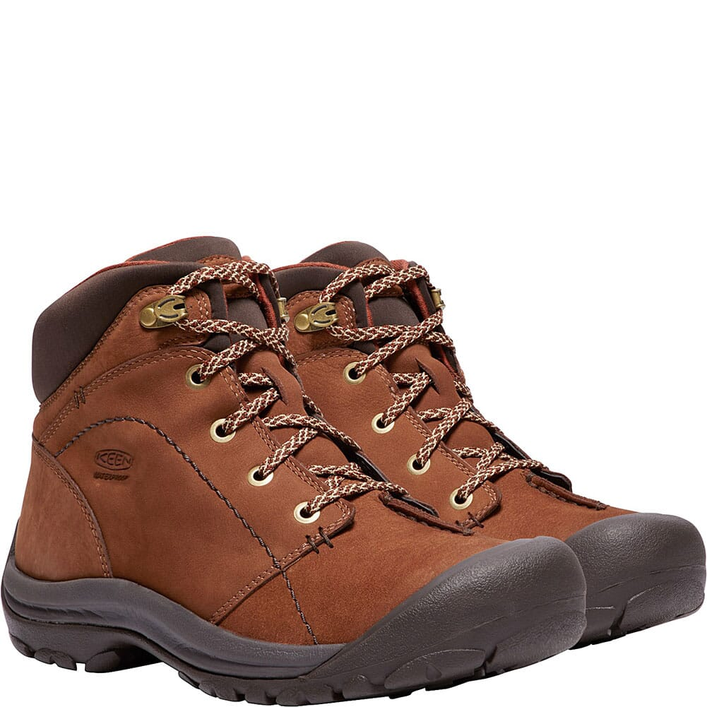KEEN Women's Kaci Winter WP Boots - Tortoise Shell