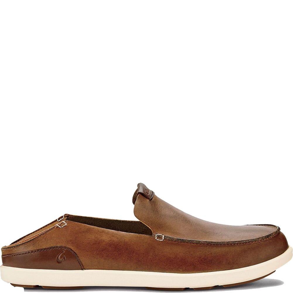 Olukai Men's Nalukai Slip-On Casual Shoes - Fox/Bone