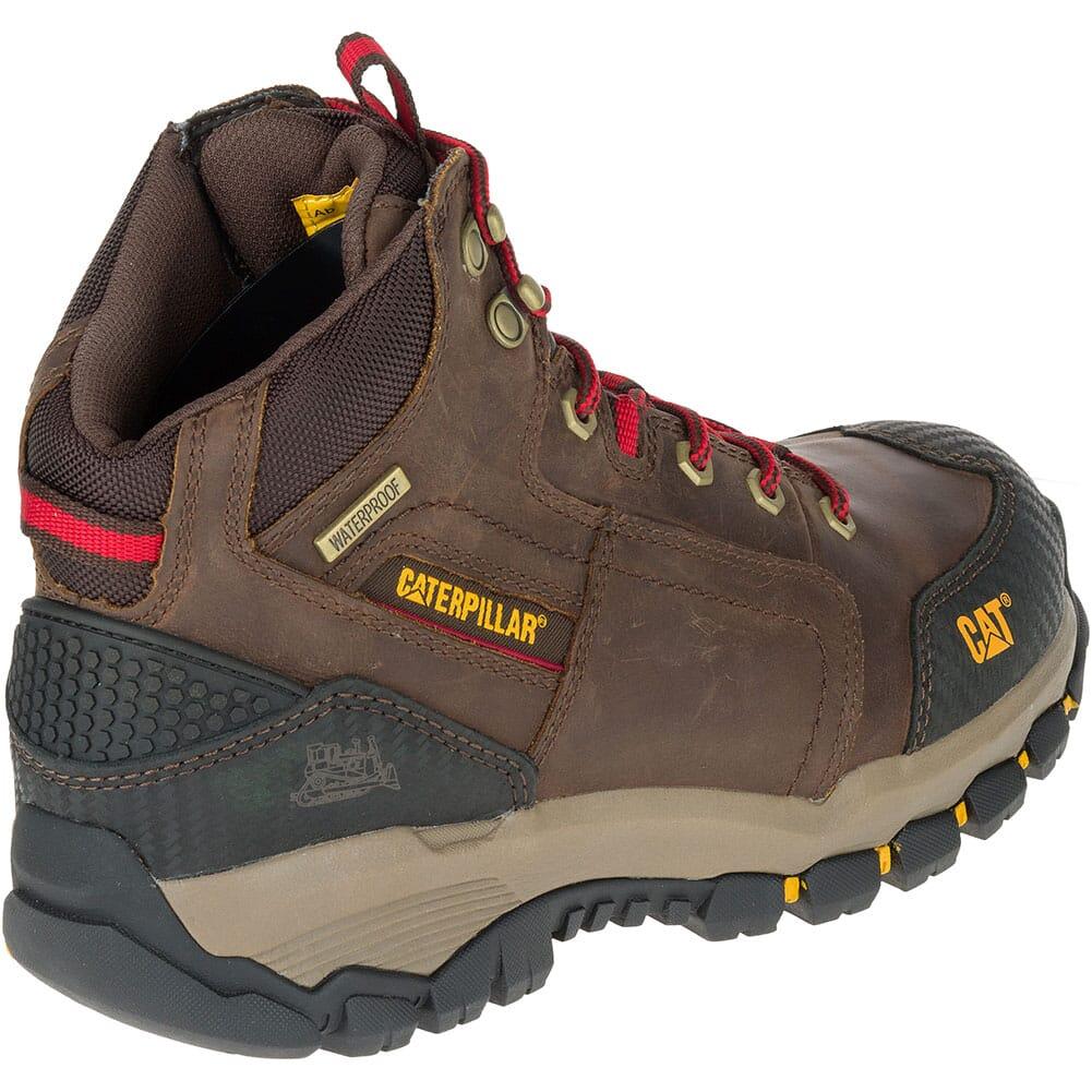 Caterpillar Men's Navigator Mid Safety Boots - Clay