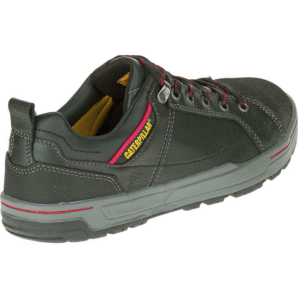 Caterpillar Men's Brode Safety Shoes - Black