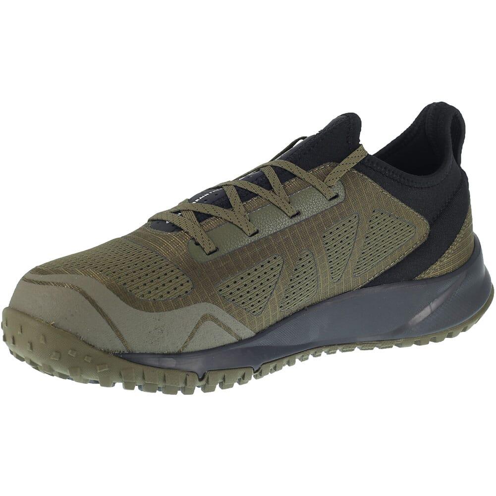Reebok Men's All Terrain Safety Shoes - Sage/Black