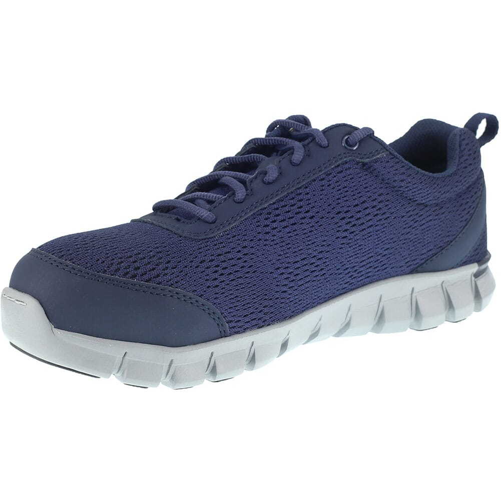 Reebok Men's Sublite SD Safety Shoes - Navy/Grey