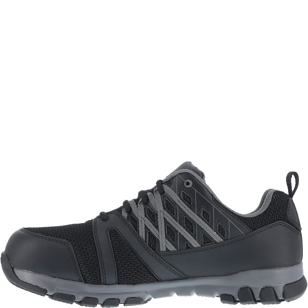 Reebok Women's Sublite SR Work Shoes - Black